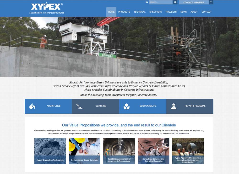 Xypex Australia