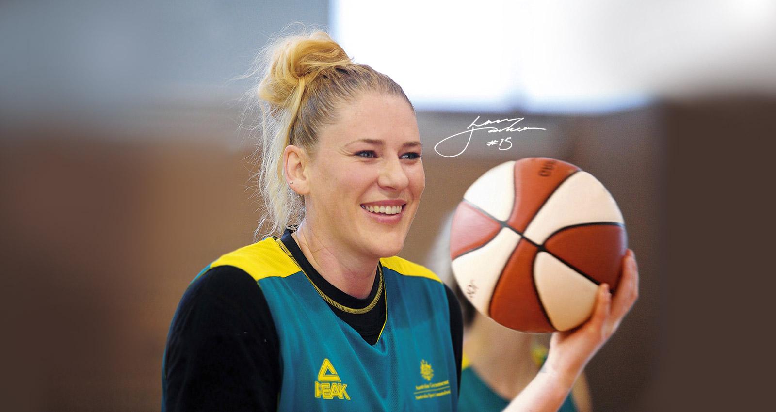Albury Wodonga Cancer Centre Trust Lauren Jackson